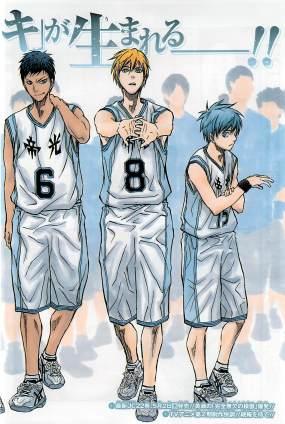 Kuroko_no_Basket_manga