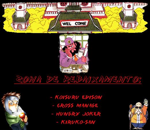 Table Of Contents – Shonen Jump: Edição #20/2013