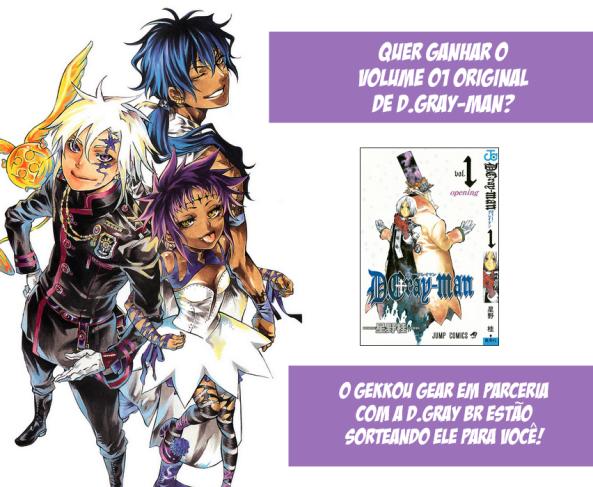 D.Gray-man_Promoção_manga