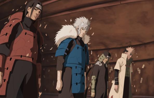 Naruto_Hokages_Edo_Tensei