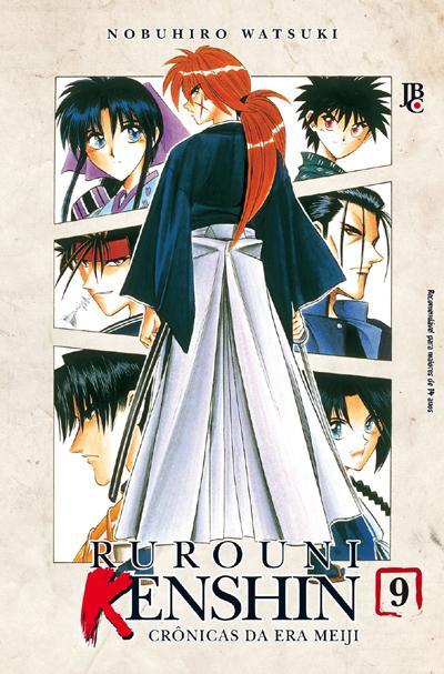 Kenshin 09 Capa.indd