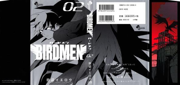 Birdmen 02 Cover