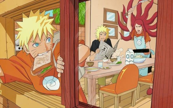 Naruto_Minato_Kushina!