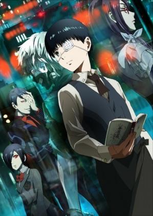 [Guia- Julho] Novos animes e temporadas para Julho (parteI) Tokyo-ghoul