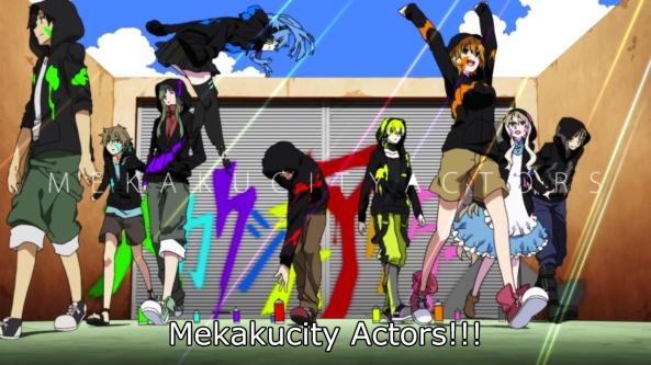 mekakucity