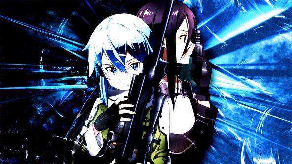 sword_art_online__ggo__sinon_kirito_wallpaper_by_arehina-d764k94