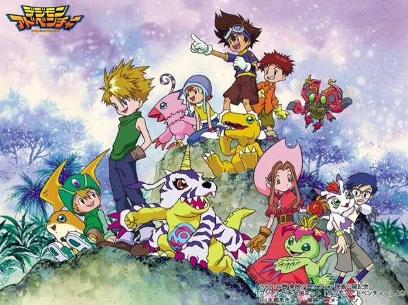 Digimon Champions!