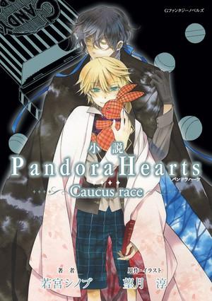 Pandora-Hearts-light-novel