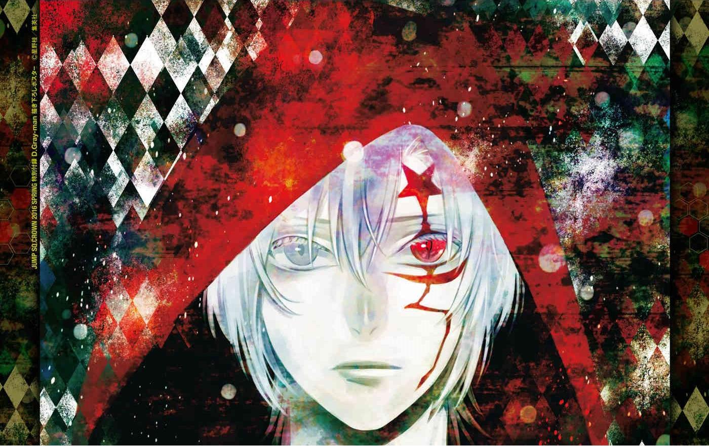 d.gray-man-anime-manga-hallow