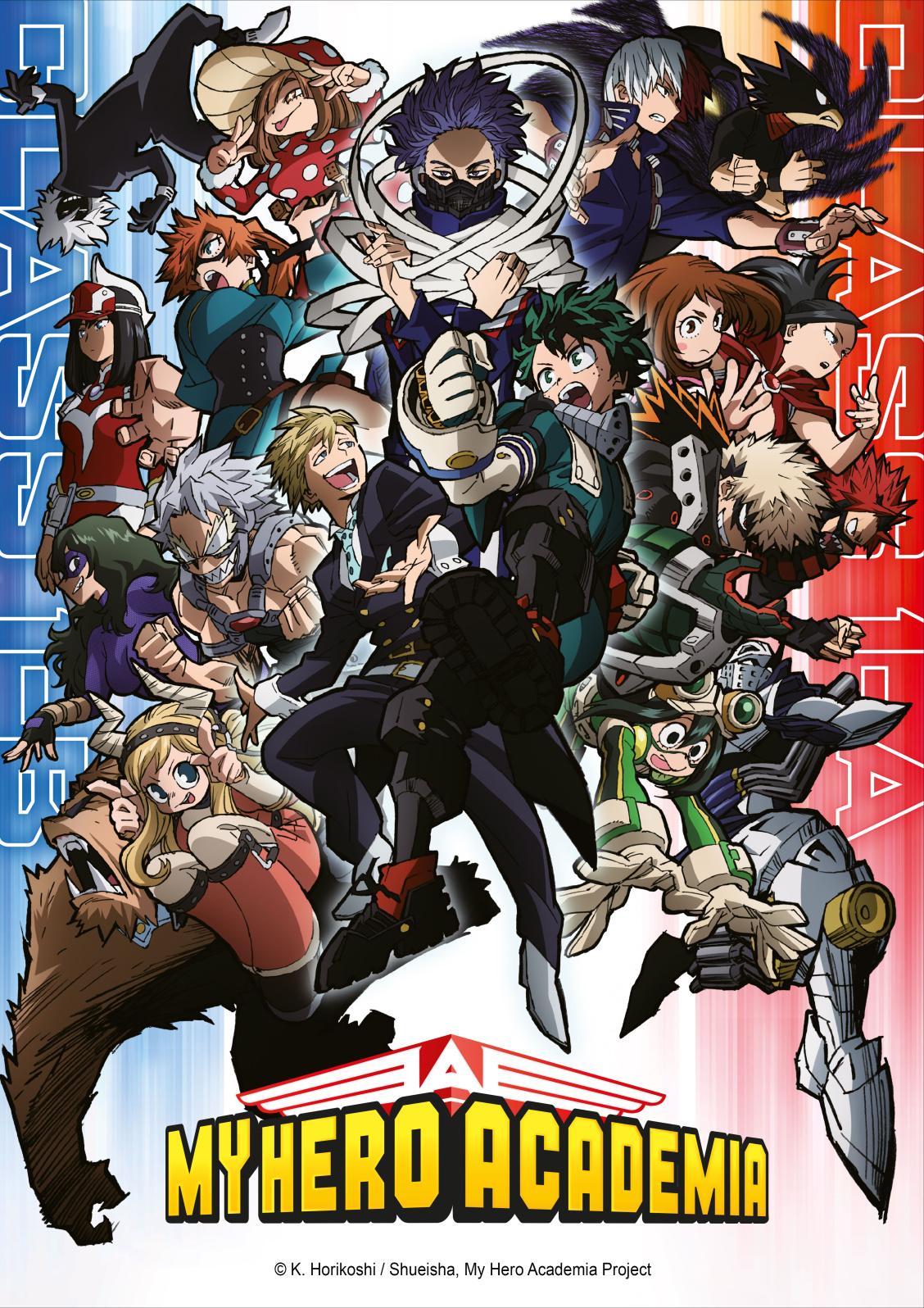 Boku no Hero temporada 5